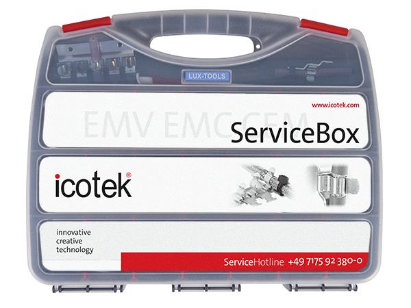 EMC ServiceBox